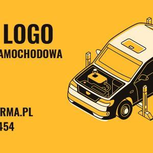baner reklamowy mechanik samochodowy